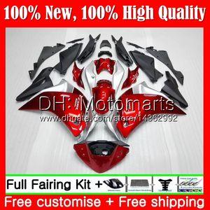 Injection Gloss red Per HONDA CBR300R CBR250R MC41 11 12 13 14 15 75MT2 CBR250 R CBR 250R 250 R 2011 2012 2013 2014 2015 Carenatura Carena