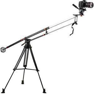 al por mayor de YB-3M 3M Profesional extensible de aleación de aluminio fuerte cámara de vídeo grúa de brazo Brazo Estabilizador para Canon Nikon Sony DSLR