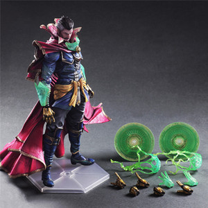 The Avengers Infinity War doctor strange PA Kai Play Arts GK color box moveable figure model toy