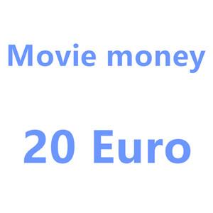 Фильм реквизит банкнота 10 20 50 евро игрушка валюта партия моделирование деньги партия поддельные деньги дети подарок доллар игрушка банкнота