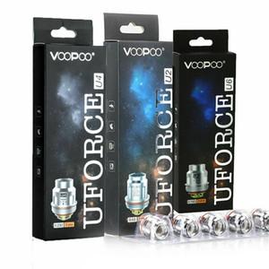 VOOPOO UFORCE Coil Руководитель U2 0.4ohm N1 N3 U4 U8 Замена Катушки для UFORCE Tank Атомайзер Drag 2 Drag Mini Kit