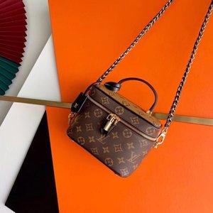 2020 best Ladies Shoulder bag Belt M42264 size14..19..10cm,fashionable men andwomen bag, single shoulder bag,double shoulder bag,handbag