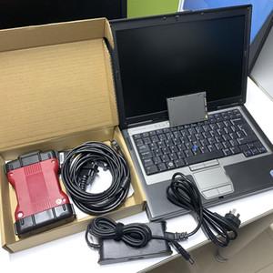 kullanıma hazır OBD2 F-Ord Oto Teşhis aracı için Tanı Laptop D630 4G VCM II VCM 2 ii IDS yumuşak eşya