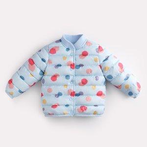 BibiCola Baby Girls thicken coat new fashion kids jacket Down parkas winter children warm jacket toddler outerwear Snowsuit