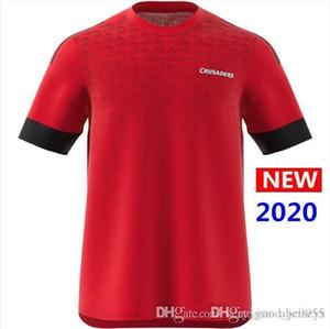 2020 cruzados Primeblue Super Rugby Jersey Nueva Zelanda casa Rugby Jerseys camisa cruzados rendimiento Tee camiseta s-5xl
