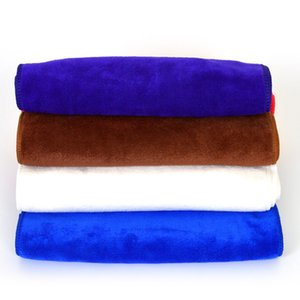 Hot Sale Microfiber 30 * 30cm Towel Car Wash Waxing Square Towel Household Towel WCW919