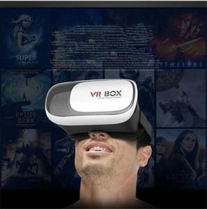 VR Casque Shinecon 6.0 Pro Stereo BOX Réalité Virtuelle Smartphone Lunettes 3D Google VR Casque avec contrôleur pour Android