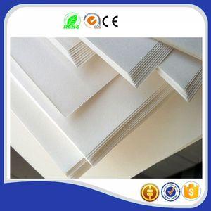1000 hojas por Lote de alta calidad 100% papel de algodón Tamaño A4 210 * 297 mm 85 g / m blanco color resistente al desgaste fibra de pulpa papel de banco