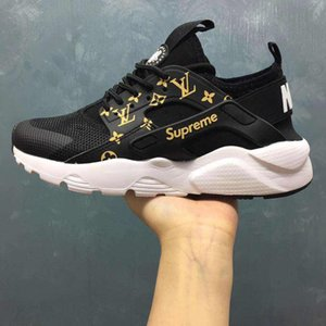 nike air Huarache Huarache 4 Uomo Donna Casual Scarpe bianche Huraches 3 Zapatos Ultra Breathe Huaraches Mens Hurache 2 Womens Casual Shoes EUR 36-45
