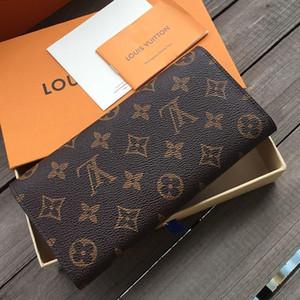 Portefeuille Womens Wallet Purses Vintage Style Leather Messenger Ladies Clutch Bags Luxury Designer Wallet Money Zipper Holder Female Purse