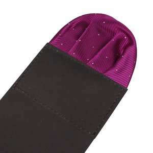 Fashion Dots Suits Pocket Square For Men Business Chest Towel Hanky Gentlemen Hankies Classic Suit Napkin Mens Handkerchief