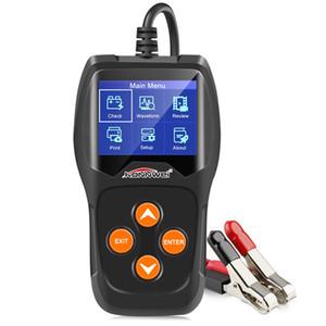 Konnwei KW600 instrument diagnostique de voiture d'essence de l'écran 12V de couleur de pouce de couleur