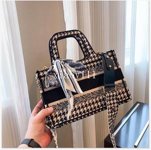 2019 del commercio all'ingrosso libero progettisti borse di alta qualità Tote Portafoglio Marca Shoulder Bag Messenger Bag annata di modo 4 colori