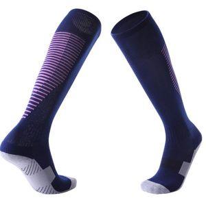 top mens filhos adultos não escorregar ao longo do joelho meias de futebol toalha engrossado inferiores longas meias tubo confortável crianças esportes resistentes yakuda