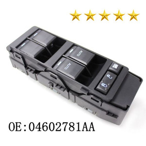 High quality Power Window Control Switch 04602781AA For 2007-2010 Chrysler Aspen 300 Sebring 04602781AA Car Window Lifter Switch