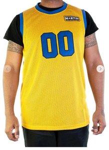 ERKEKLER KADINLAR özel herhangi bir sayı ÇOCUKLAR Younth özel XXS-6XL Cole Brown sarı 00 gömlek gömlek Basketbol Jersey isim