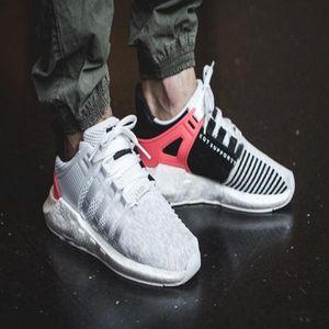 2020 EQT 93 17 scarpa ultra Support Futuro nero bianco Coat of Arms rosa pacchetto delle donne degli uomini turbo sport casuali rossi della scarpa da tennis 36-44