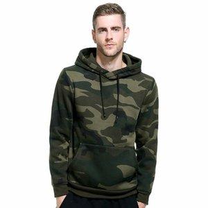 2020 New Sweatshirt Male camo Hoodie Hip Hop-Herbst-Winter-VliesHoodie Camouflage Hoodies Männer US Plus Size S-2XL