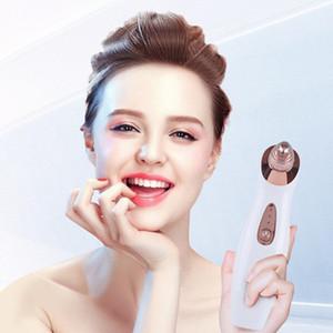 Removedor de espinilla USB Cuidado de la piel Eliminación de espinillas Herramienta de succión al vacío Eliminación de espinillas Facial Dermoabrasión Máquinas de limpieza facial RRA891