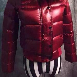 Женские зимние куртки дамы настоящий енот меховой воротник утка вниз внутри теплое пальто Femme со всеми тегами и ярлыками женские пуховые парки