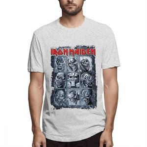 Iron Maiden T Shirt cute shirts Wildest Dreams Vortex Band Logo Official Mens New Black Shirts Graphic Shirt s5709