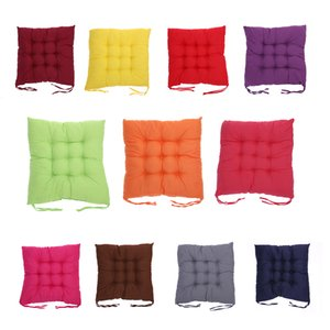 Soft Cushion Office Chair Seat Back Cotton Chair Buttocks Cushion Household Cushions Sofa Pillow Pads Seat Home Gtwho