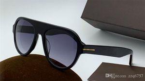 Nuovi occhiali da sole per stilisti 0792 montature per piloti montature classiche per occhiali da sole per esterno UV400 stile popolare semplice stile popolare