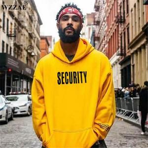 Bts Segurança de impressão Hoodie Justin Bieber Nevoeiro High Street camisola Bibb Purpose Posto Yellow Hip Hop Hoodie Amantes Casal Hoodie