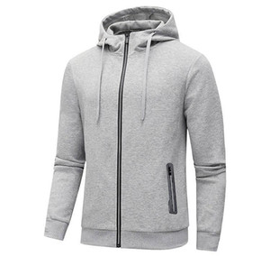 Designer Jackets for men Fashion Sport Autumn Winter Hooded Sports Hoodies Brand Mens Casual Active Jacket Men Clothes Size Asian Size L-5XL