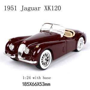 MaiSto Alloy Car Model Toy، جاكوار ريترو كلاسيك كار، سيارة رياضية سوبر، رودستر، لهدية عيد ميلاد كيد، جمع، الديكورات المنزلية