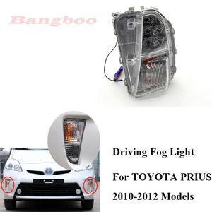 2010 2011 2012 LED Ön Tampon Işık Ön Sürüş Sis Lambası İçin Prius