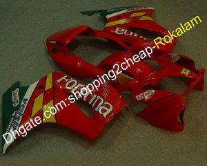 Rote Verkleidung für Honda Verkleidungsteile VFR800 02 03 04 05 06 07 08 12 VFR 800 2002-2012 Motorradverkleidung (Spritzguss)