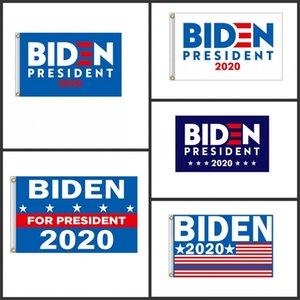 2020 Joe Biden Wahl Banner blau weiß rot wählen viele Farben-Banner für Biden Flaggen heißer Verkauf 5cg C2