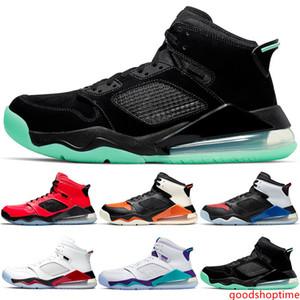 Mars Basketball Shoes For Men Bred Top 3 Fire Red Grape Shattered Backboard Infrared 23 Citrus Designer Trainer Sport Sneaker Size 40-46