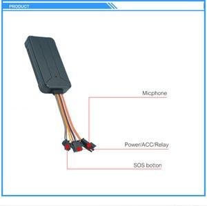 Leistungsstarke multifuctional Gerät mit Sprachanzeige, Panikknopf GPS-Tracker