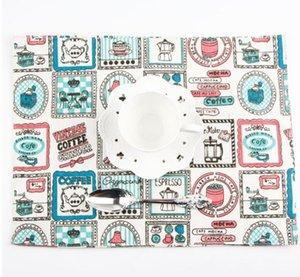 Классической sameple французской модели комната мягкой ткани искусство салфетка хлопок конопля западная площадка дом маленький милая еда коврик