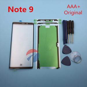 Ersatzglas für Samsung Galaxy Note 9 Hinweis9 N960 N960F LCD-Display Touchscreen Frontglas Externe Linse + Werkzeuge