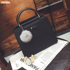 2020 Women Bag Shoulder Bag For Women High Quality Fashion Leather Bags New Rivet Handbag Plain Ladies Casual Crossbody Bags