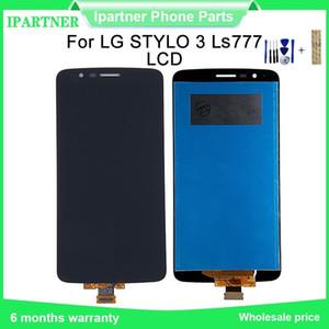 5,7-дюймовый для LG K10 Pro M400DF Stylo3 LS777 сенсорный экран Digitizer Ассамблеи Запасные части для LG LS777 Stylo3