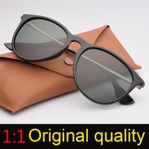 Diseñador de la marca gafas de sol polarizadas Mujeres Hombres rayos 4171 lentes de sol gafas de moda Eyeware la protección UV400 se De Soleil incluye accesorios