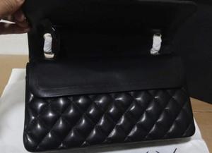 5A Лучшего качество щиток плечо сумки овчина Кожа ватного Overstitching GoldSilver Оборудование с мешком для сбора пыли Box DHL Бесплатной доставки