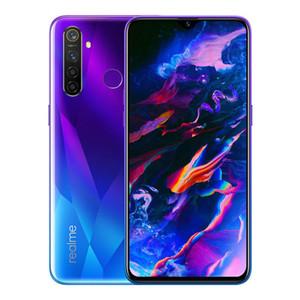 Original de telefone celular reyno Q 4G LTE 6GB RAM 64GB ROM Snapdragon 712 AIE Octa Núcleo tela cheia 48MP Fingerprint ID Rosto Mobile Phone 6.3 polegadas