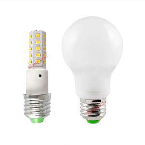 SMD2835 B22 E27 LED lampadine a 360 gradi 3w 5w 7w 9w 12w A60 LED lampadina del globo luci AC85-265V di trasporto 20pcs / lot