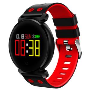 K2 스마트 시계 혈액 산소 혈압 심장 박동 모니터 블루투스 스마트 시계 IP68 아이폰 안드로이드에 대한 방수 스마트 팔찌