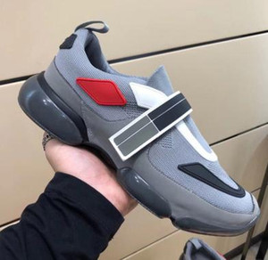 Qualité supérieure! Cloudbust Chaussures Casual 18SS Designer Sneakers Chaussures Casual Hommes Femmes Cuir Véritable Mode Pâte Chaussures n2