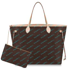 Bolsa de couro bolsas moda bolsas bolsas Letter Flower Mulheres Composite sacos Lady Clutch Bolsas feminina carteira Coin Bolsas