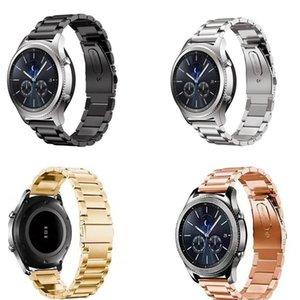 18 20 22мм браслет полоса для галактики часов s2 s3 Huawei 2 классических часы GT про гальку время ZenWatch Ticwatch 1/2 / E / Pro / c2 ремешок