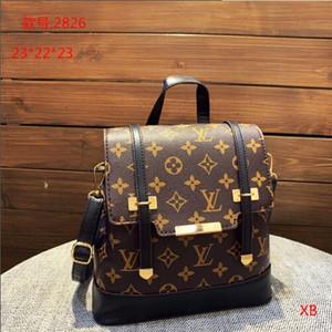 Tasarımcı modacı sırt çantası bayanlar tasarımcı lüks eli Anahtarlık cüzdan deri çanta sırt çantası