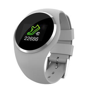Q1 Цвет датчика экрана Смарт часы браслет артериального давления Монитор сердечного ритма Фитнес Tracker Мужчины Женщины SmartWatch браслет 10pcs DHL
