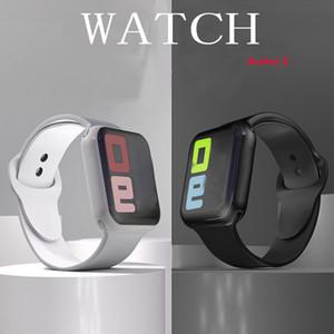 Para GooPhone X XR Serie XS MAX 3 4 5 40 42 reloj inteligente de los 44MM SmartWatch W54